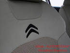 AUTOPOTAHY Citroen C5, Alcantara Collection, detail na logo, ORIGINAL PRODUCT MAD