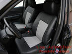 AUTOPOTAHY Hyundai Tucson, predné sedadlá, Leather Look Perfo, ORIGINAL PRODUCT MAD