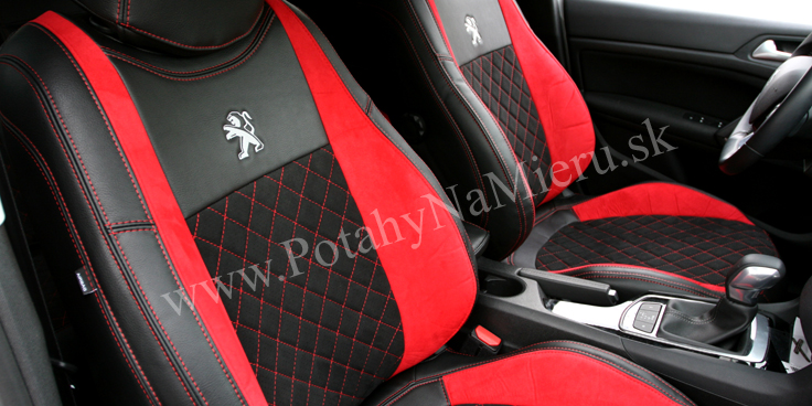 Autopoťahy pre Peugeot 308SW Sport, Exclusive collection