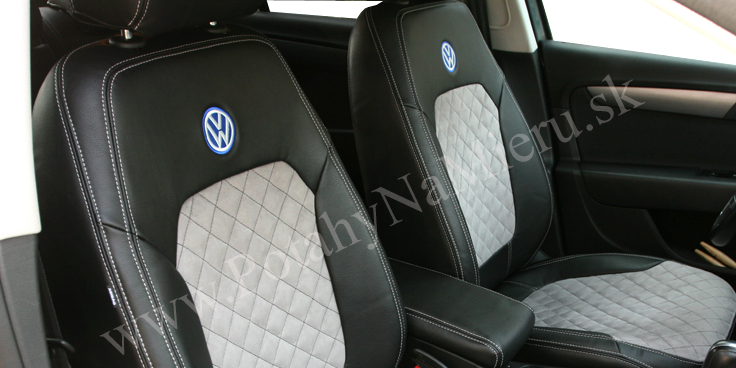 Autopoťahy pre Volkswagen Passat, Exclusive Individual collection