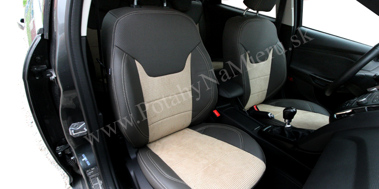 Autopoťahy pre Ford Mondeo 2017, Alcantara collection